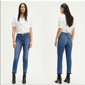 Levi's 724 High Rise Straight - Size 29